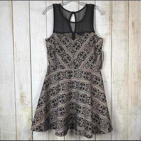594746aee Trixxi Dresses | Sleeveless Empire Waist Flare Dress Size Xl | Poshmark